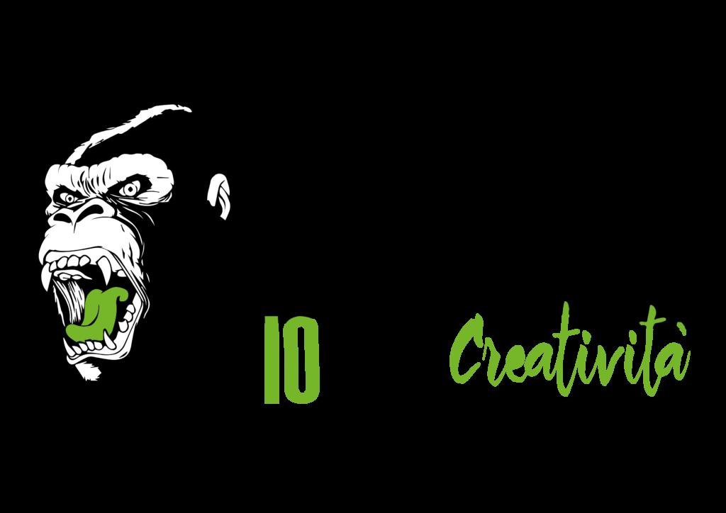 Logo anniversario Drome 10 anni